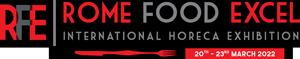 Rome Food Excel Logo